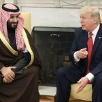 Donald Trump Has Lunch With Saudi Deputy Crown Prince And Defense Minister
